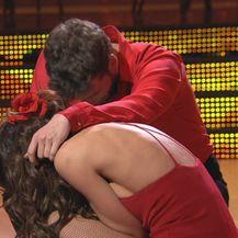 Viktorija Đonlić Rađa se rasplakala u finalu Plesa sa zvijezdama (Foto: Dnevnik.hr) - 2