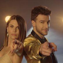 Ples sa zvijezdama: Viktorija Đonlić Rađa i Marko Mrkić (Video: Ples sa zvijezdama)