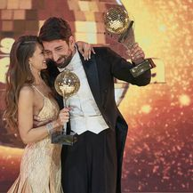 Slavko Sobin i Gabriela Pilić - 1