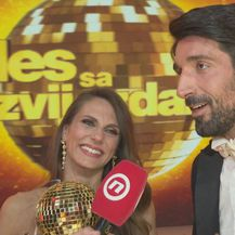 Gabriela Pilić i Slavko Sobin (Foto: IN Magazin)
