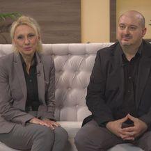 Paula i Đelo Jr Jusić (Foto: IN Magazin)