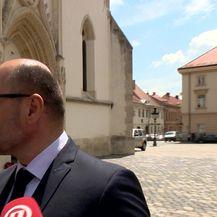 Milijan Brkić o optužbama da je HDZ sabotiran (Video: Dnevnik.hr)