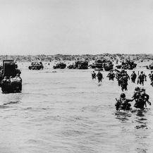 Savezničko iskrcavanje u Normandiji (Foto: Arhiva/AFP) - 2