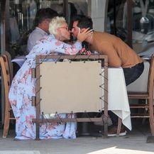 Brigitte Nielsen, Mattia Dessi (Foto: Profimedia)
