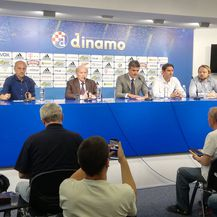 Zoran Mamić, Tomo Butina i Damir Krznar (Foto: GOL.hr)