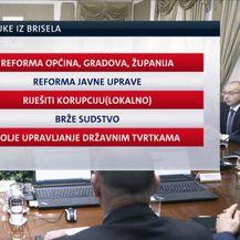Preporuke reformi iz Europske unije (Foto: Dnevnik.hr)