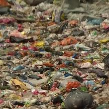 Pobuna protiv odlagališta otpada Lovornik (Video: Dnevnik Nove TV)