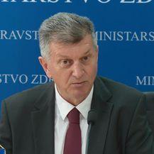 Ministar zdravstva Milan Kujundžić (Foto: Dnevnik.hr)