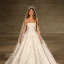 Vjenčanice s modnih pista - 9