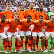 Reprezentacija Nizozemske (Foto: Tim Goode/Press Association/PIXSELL)