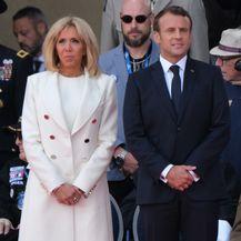 Melania Trump i Brigitte Macron na obilježavanju 75. godišnjice Dana D - 6