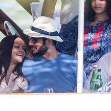 Rihanna i Hassan Jameel (Foto: Profimedia)