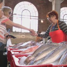 Tržnica ribe (Foto: Dnevnik.hr) - 1