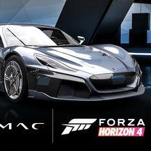 Rimac C_Two u Microsoft Forza Horizon 4