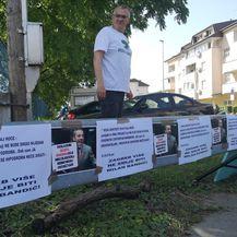 Prosvjed Ne dirajte mi Hipodrom (Foto: Dnevnik.hr)
