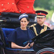 Vojvotkinja je na paradi nosila vrlo decentnu odjevnu kombinaciju
