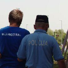 Vozač kamiona priveden na ispitivanje (Foto: Dnevnik.hr)