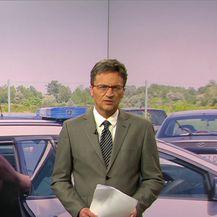 Vozač kamiona predan pritvorskom nadzorniku (Video: Vijesti u 17h Nova TV)