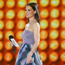 Katie Holmes u divnoj haljini talijanskog brenda Missoni - 2