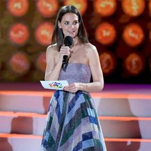 Katie Holmes u divnoj haljini talijanskog brenda Missoni - 3