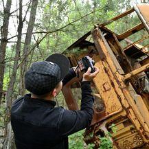 Mjesto Pripjat smješteno u blizini Černobila (Foto: AFP) - 1