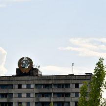 Mjesto Pripjat smješteno u blizini Černobila (Foto: AFP) - 2