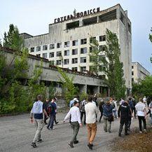 Mjesto Pripjat smješteno u blizini Černobila (Foto: AFP) - 4