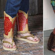 Čizme i sandale (Foto: sadanduseless.com) - 1