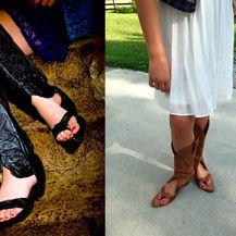 Čizme i sandale (Foto: sadanduseless.com)
