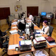Unutrašnjost trezora Hrvatske Narodne banke (Foto: Dnevnik.hr) - 3