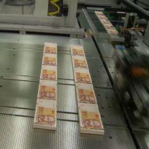 Unutrašnjost trezora Hrvatske Narodne banke (Foto: Dnevnik.hr) - 4