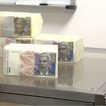 Unutrašnjost trezora Hrvatske Narodne banke (Foto: Dnevnik.hr) - 5