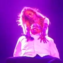 Jennifer Lopez pleše za obožavatelja (Foto: Screenshot)