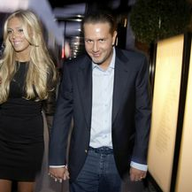 Petra Ecclestone i James Stunt (Foto: Getty)
