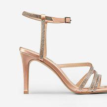 Sandale s visokom potpeticom za izlaske i posebne prilike - 11