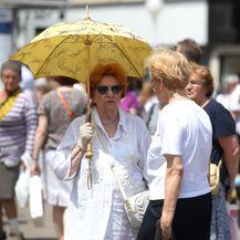 Vrućine u Hrvatskoj (Foto: Pixsell,Marko Lukunić)