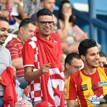 Tuniski navijači (Foto: Vjeran Zganec Rogulja/PIXSELL)