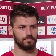 Bruno Petković za Novu TV nakon poraza od Tunisa