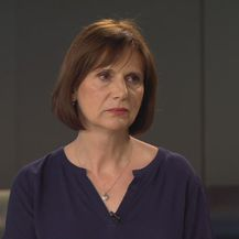 Profesorica kliničke psihologije Sanja Jusufbegović u Dnevnik Nove TV (Foto: Dnevnik.hr) - 1