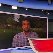 Romano Krstić, pročelnik Grada Osijeka za socijalnu zaštitu, o problemu komaraca (Video: Dnevnik Nove TV)