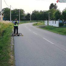 Vozač naletio na dvoje djece pa pobjegao (Foto:Tihana Grašić/ePodravina.hr)