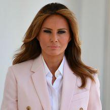 Melania Trump u odijelu Calvina Kleina - 3