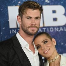 Elsa Pataky i Chris Hemsworth (Foto: AFP)