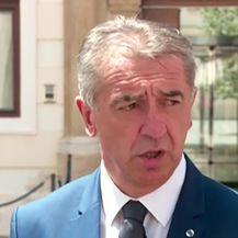Milinović i Kuščević nakon sastanka u Vladi (Video: Dnevnik.hr)