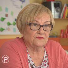 Jozefina Kranjčec, predsjednica Hrvatskog saveza udruga osoba s tjelesnim invaliditetom (Foto: Dnevnik.hr)