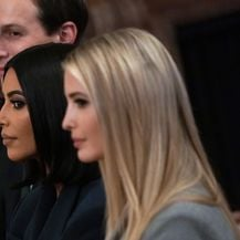 Kim Kardashian i Ivanka Trump (Foto: Getty Images)