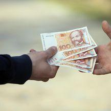 Korupcija, ilustracija (Foto: Kristina Stedul Fabac/PIXSELL)