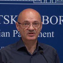 Konferencija za medije Snage (Video: Dnevnik.hr)