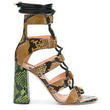 Sandale s blok-petom iz trgovina 2019. - 5