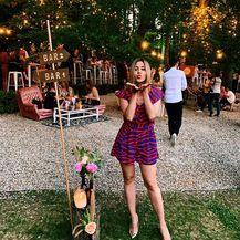Sara Moser (Foto: Instagram)